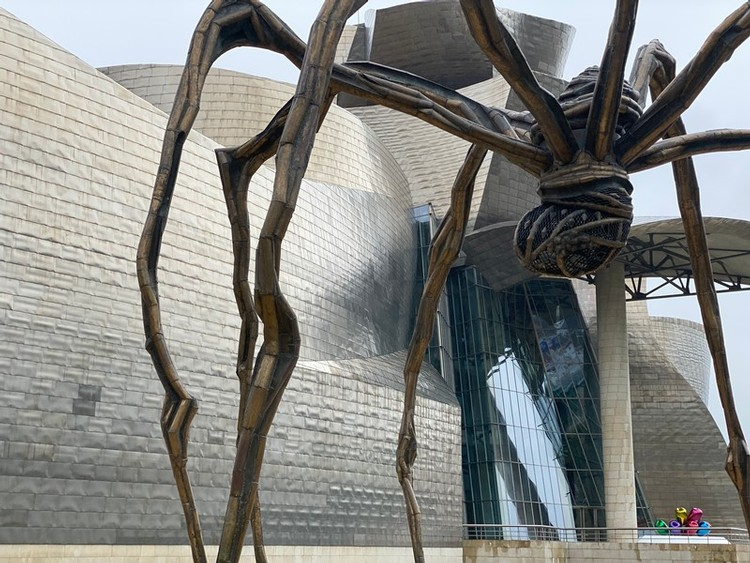 Maman by artist Louise Bourgeois.