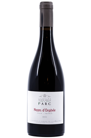 2015 Notes d'Orphee
